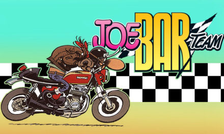 Joe Bar Team: dos pasiones plasmadas en papel