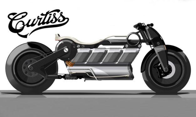 En 2020 llegará una eléctrica poderosa: Curtiss Hera