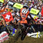 Un triunfo más para Jeffrey Herlings en el MXGP