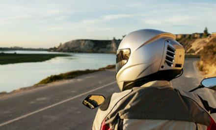 Llénate de adrenalina y frescura al rodar con el nuevo casco con aire acondicionado