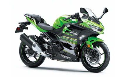 Nueva integrante en la familia Kawasaki, la Ninja Z400