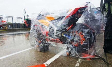 Se canceló el MotoGP de Gran Bretaña por malas condiciones climatológicas