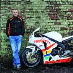 Un hombre con carisma y pasión por la velocidad: Bruce Anstey