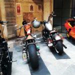 73 Vintage Moto Art; exposición de arte y motos en la CDMX