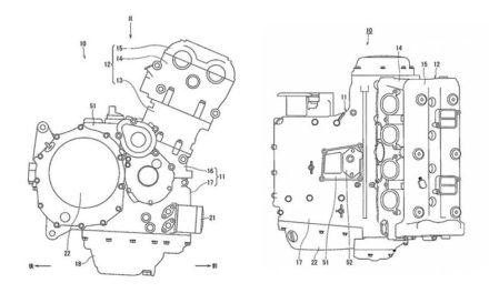 Nueva patente que revolucionará el motor de la Suzuki Katana