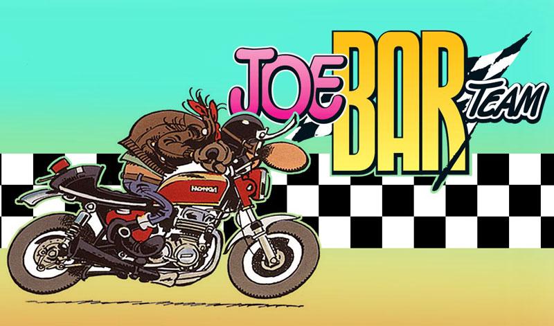 Joe Bar Team: dos pasiones plasmadas en papel