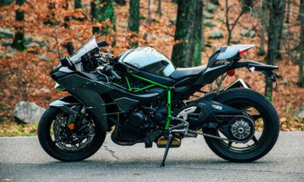 Kawasaki desafía a la tecnología con las reinventadas H2 2019