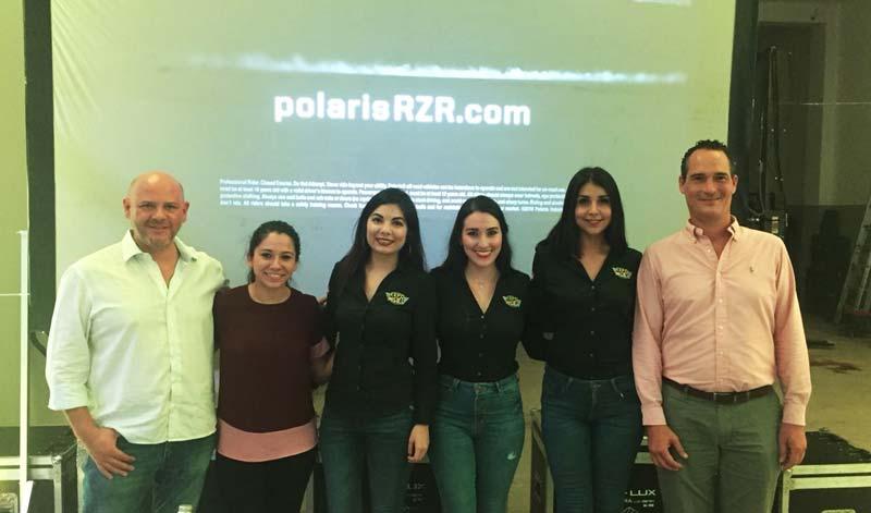 Gran apertura de POLARIS en el puerto de Mazatlán