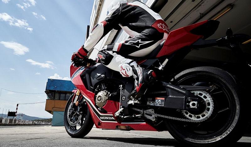 Más potencia para la Honda CBR1000R Fireblade 2019