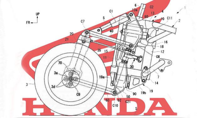 Honda prepara su primer triciclo