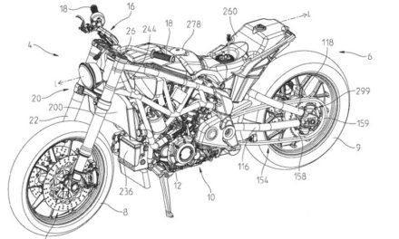 Indian renueva la patente de la FTR1200, ¡será mucho mejor de lo que esperabas!