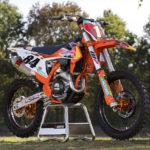 KTM 450 SX-F: Una moto para campeones