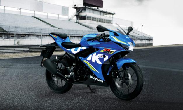 """Tu primer moto de carreras con Suzuki"""
