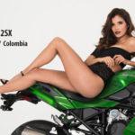 Lizeth Tamayo representa a Colombia en las pasarelas de Moto Fashion