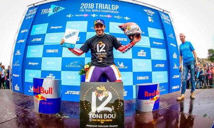 TrialGP Gran Bretaña: Toni Bou consigue su Mundial número 12