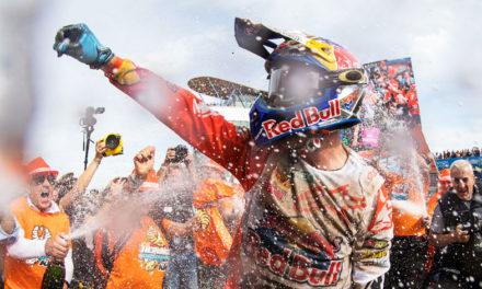 Herlings campeón de MXGP y Prado a un paso del título MX2