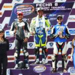 Doble podio de ITALIKARacing en el Nacional RBM