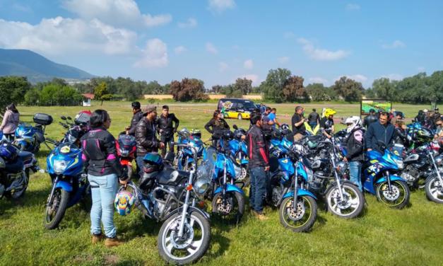 55 kilómetros de coordinación y aventura con Suzuki