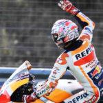 Sexta victoria para Marc Márquez en MotoGP