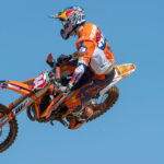 Imparable Jeffrey Herlings en el Campeonato Mundial de MXGP