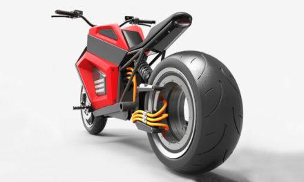 Tecnología para 2019: rueda sin buje, de lo mejor en motos eléctricas