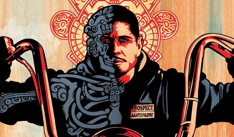 Si eres amante de las motocicletas, esta serie es para ti: Mayans MC