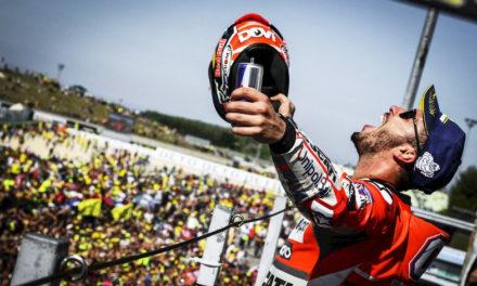 Victoria para Andrea Dovizioso en el GP de San Marino