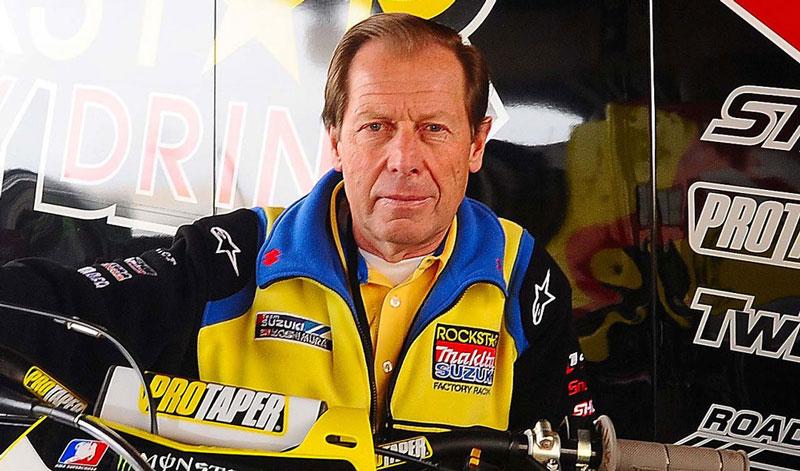 Roger De Coster, más de 50 años inmerso en el motociclismo extremo