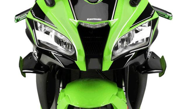 Prepárate para volar, siéntete como en el MotoGP con estos nuevos alerones para tu deportiva