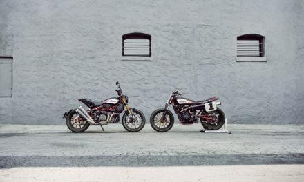 Indian Motorcycle presenta la nueva FTR 1200 y FTR 1200 S