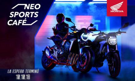 Honda CB125R Neo Sports Café: una obra de arte japonesa