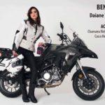 De Brasil a las pasarelas de Moto Fashion, Daiane Wessler Dos Santos viene decidida a ganar y a ser dueña del título Moto Fashion 2018