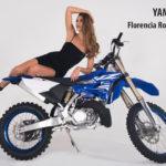 Florencia Robles, una rubia que te robará suspiros en Expo Moto