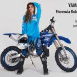 De Córdoba, Argentina, a las pasarelas de Moto Fashion con Florencia Robles, novena modelo seleccionada del certamen Formula+belleza