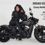 México presente en las pasarelas de Moto Fashion con Itzany Maldonado, sexta seleccionada del certamen más importante de México en el ámbito de las motocicletas