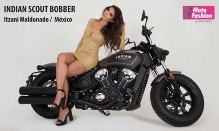 Sangre mexicana derrochará belleza en las pasarelas del Foro Expo Moto