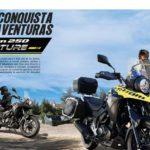 """V-STROM 250 Adventure., conquista nuevas aventuras"""