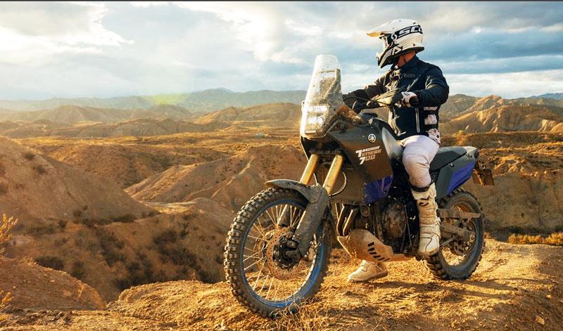 Se realizó la última prueba de la Yamaha Teneré 700 antes de su lanzamiento