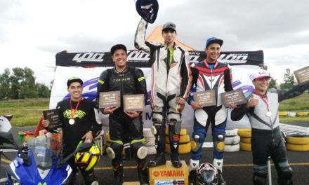 Maximiliano, Tadeo y Londoño, las nuevas figuras de Superbike Jr.