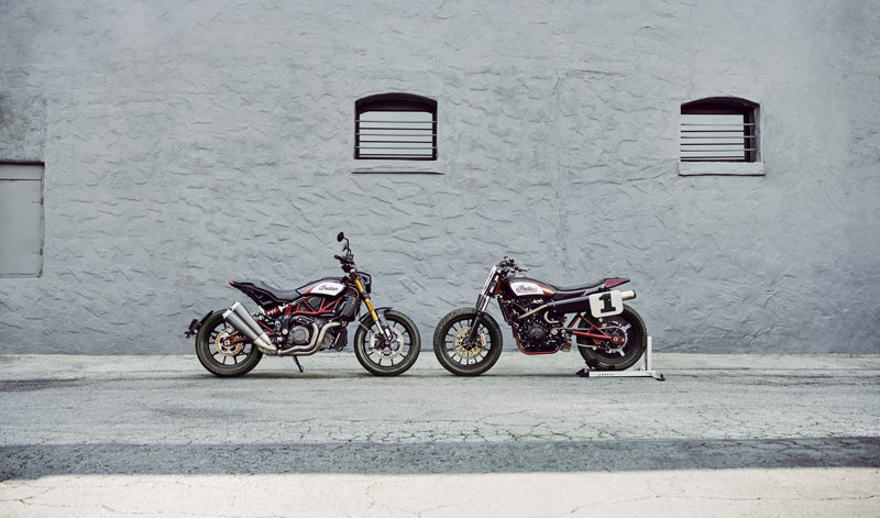 Indian Motorcycle presenta la nueva FTR 1200 y FTR 1200 S