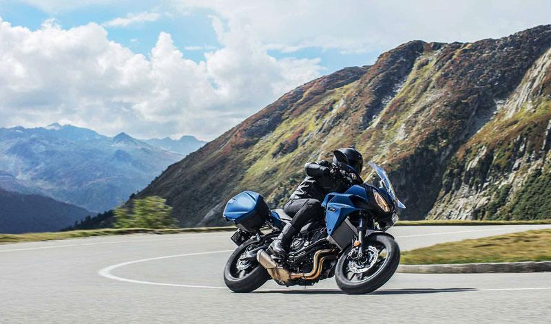 Tu próxima aventura a bordo de una Yamaha Tracer 700 GT, ¡descúbrela!