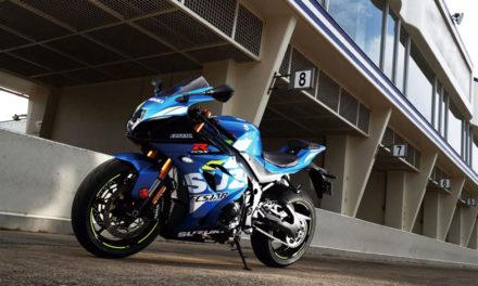 Suzuki ajusta detalles de su deportiva GSX-R1000 para hacerla aún más poderosa