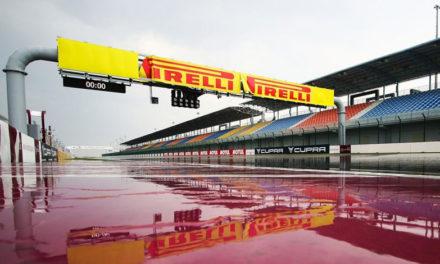 Fue cancelada la última carrera del Campeonato Mundial de Superbike por una tormenta de arena