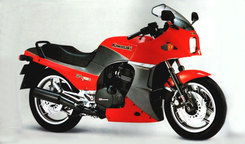Maravillosas motos turbo