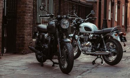 ¡De lujo! Triumph estrena dos nuevos modelos Café Racer