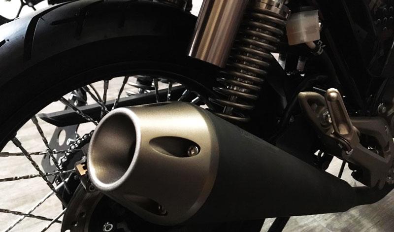 VENTO llega con su nueva gama de motocicletas a EXPO MOTO
