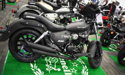 Benelli conquista a los visitantes de Expo Moto en su primera participación en el Salón del Motociclismo por Excelencia