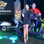 Rossmery Fernández se corona con el título Moto Fashion 2018