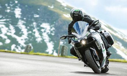 Lo mejor de la tecnología en un solo vehículo: Kawasaki Ninja H2 SX SE+