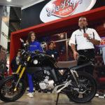 Vento se encuentra de fiesta tras presentar en Expo Moto tres nuevos modelos de su gama 2019